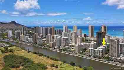 435 Walina St 401 Honolulu HI 96815 - photo #1