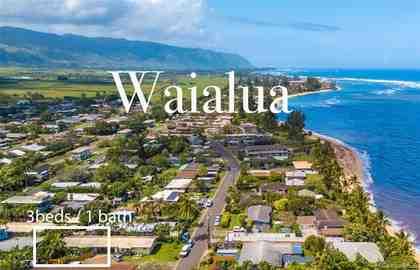 67-238 Kahaone Loop Waialua HI 96791