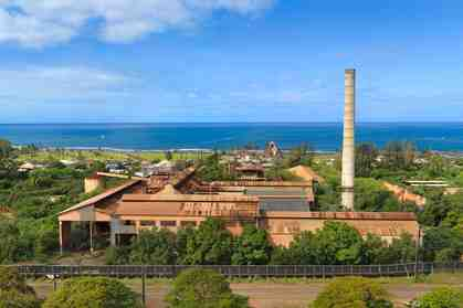 Kekaha Sugar Mill Kekaha HI 96752