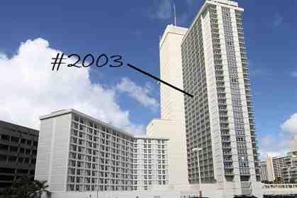 410 Atkinson Dr 2003 Honolulu HI 96814